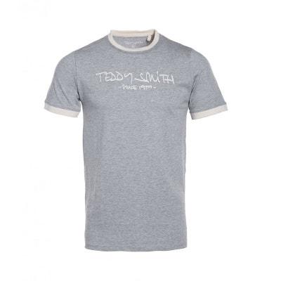Tee-Shirt TICLASS 3 MC TEDDY SMITH