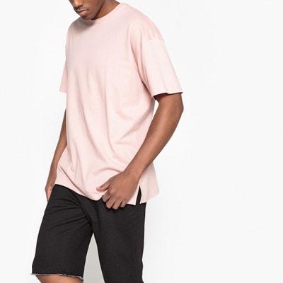 T-Shirt, runder Ausschnitt, Oversized, Oeko Tex T-Shirt, runder Ausschnitt, Oversized, Oeko Tex La Redoute Collections