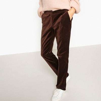 Cotton Mix Trousers, Length 32