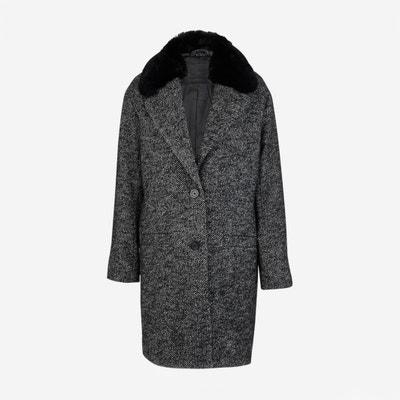 Cappotto media lunghezza in misto lana MARI COAT Cappotto media lunghezza in misto lana MARI COAT LEVI'S