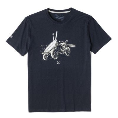 Camiseta con cuello redondo y manga corta Camiseta con cuello redondo y manga corta OXBOW