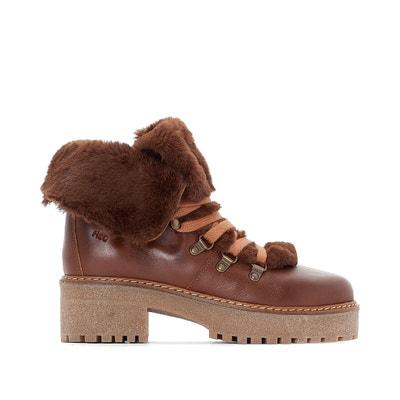 Leren boots MUSSE&CLOUD COOLWAY