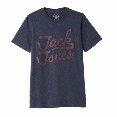 T-Shirt, runder Ausschnitt mit Motiv Jorpatchy T-Shirt, runder Ausschnitt mit Motiv Jorpatchy JACK & JONES