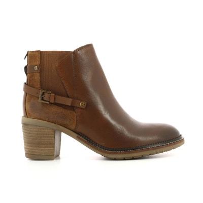 Boots cuir Pionier Boots cuir Pionier KICKERS