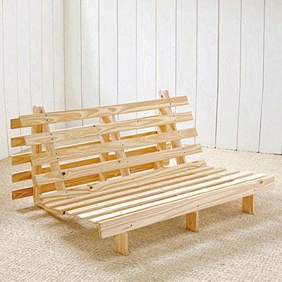 Banco futon, 4 posições, Khyo Banco futon, 4 posições, Khyo La Redoute Interieurs