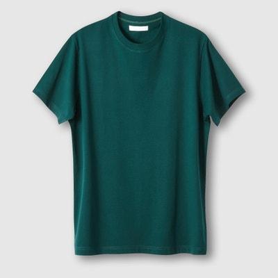 Camiseta de talla grande con cuello redondo y manga corta Camiseta de talla grande con cuello redondo y manga corta CASTALUNA FOR MEN
