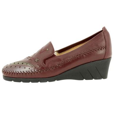 Chaussures Luxat noires Casual femme N0VAzTMx