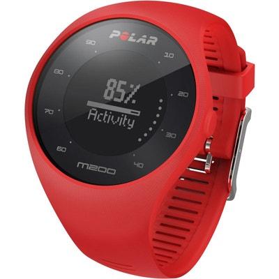 Montre sport GPS POLAR M200 Rouge M/L Montre sport GPS POLAR M200 Rouge M/L POLAR