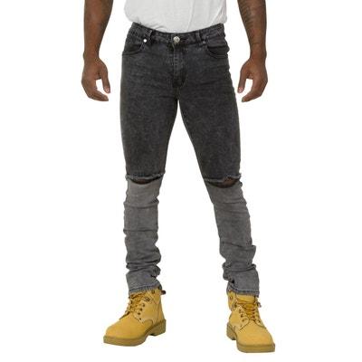Jeans Redoute Uskees en homme La solde x7wvq4H70
