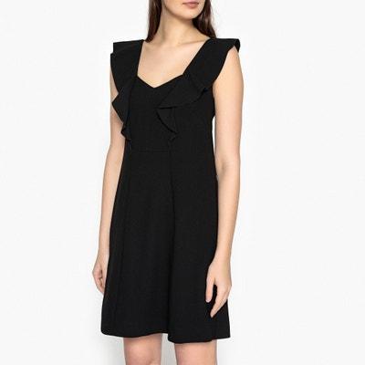 Kurzes Kleid, gerade Form, mit Trägern LIU JO