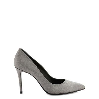 Libelle court: Zapatos de tacón aguja de piel AZOA DIAM Libelle court: Zapatos de tacón aguja de piel AZOA DIAM COSMOPARIS