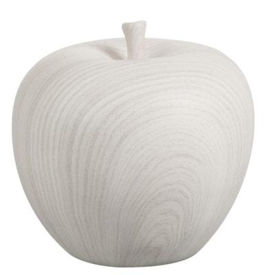Pomme deco en c ramique la redoute - Pomme ceramique pour decoration ...