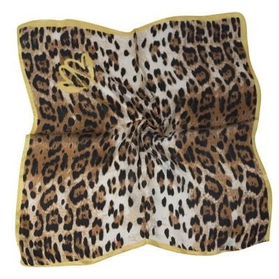 Carré de soie panthere Jal Carré de soie panthere Jal CHAPEAU-TENDANCE 67e117fd90f