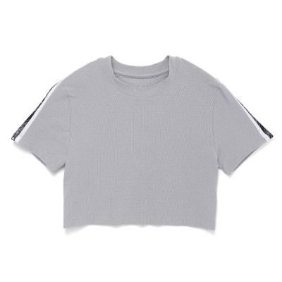 T-shirt MILEY CYRUS, scollo rotondo, maniche corte T-shirt MILEY CYRUS, scollo rotondo, maniche corte CONVERSE