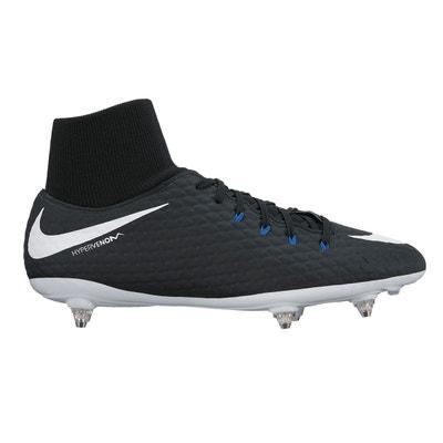 brand new 9c3ce 6ac8a Chaussures football Nike Hypervenom Phelon III SG Noir NIKE