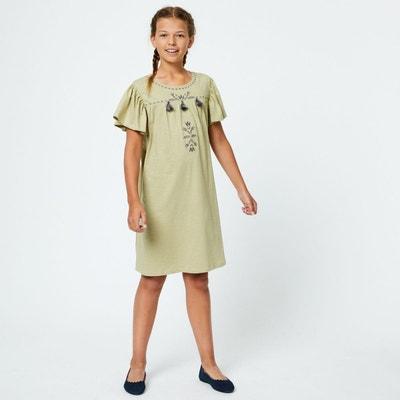 1537511f5f719 Robe fille - Vêtements enfant 3-16 ans Monoprix teens en solde   La ...