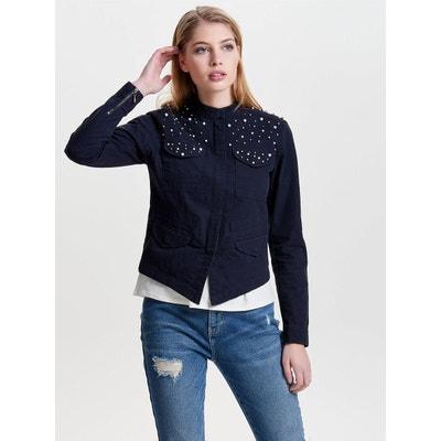 Petite veste courte femme en solde   La Redoute ff95e5060592