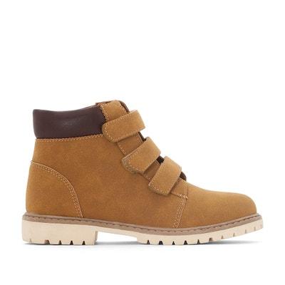 Boots con patte a strappo 26-39 La Redoute Collections