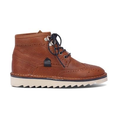 Alaska Brogue Boots PEPE JEANS