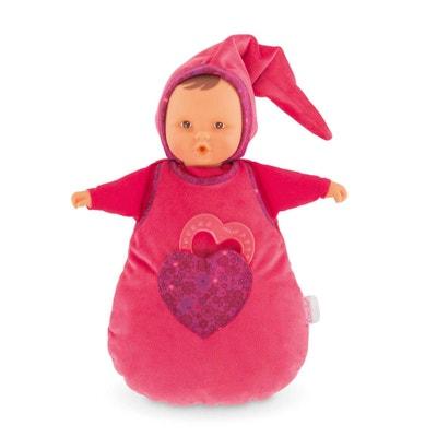 Poupée Babi Corolle : Doudou Babibulette Coeur de grenadine COROLLE
