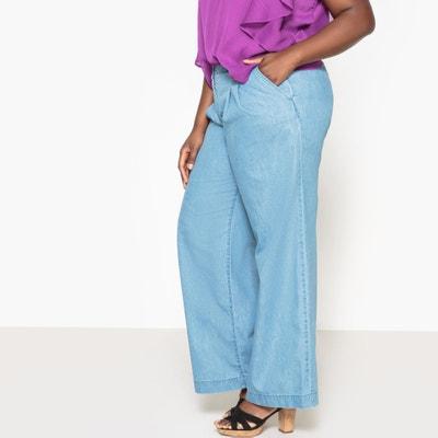 Jeans larghi CASTALUNA
