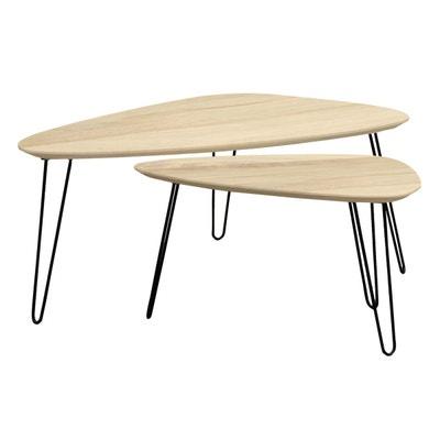 Table Gigogne Scandinave En Solde La Redoute