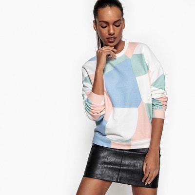 Pastel Colourblock Sweatshirt PEPE JEANS
