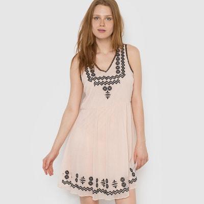 Vietherea Embroidered Dress VILA