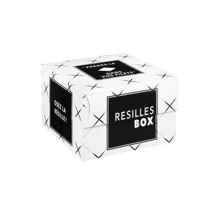 Cajita regalo con medias y mini medias de red Cajita regalo con medias y mini medias de red DIM