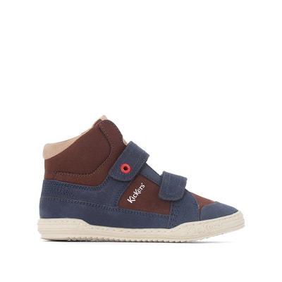Hohe Sneakers JINJINU mit Klettverschluss KICKERS