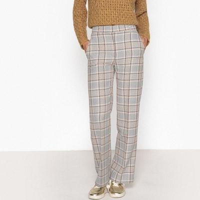 Pantalon large à carreaux PIGALLE Pantalon large à carreaux PIGALLE PAUL AND JOE SISTER