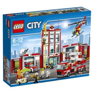 La caserne des pompiers 60110 La caserne des pompiers 60110 LEGO CITY