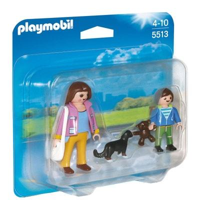 Playmobil Dollhouse - Duo Maman et enfant - PLA5513 PLAYMOBIL
