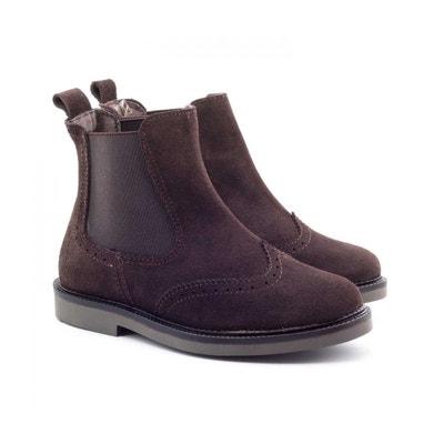 Boni Sacha - boots enfant en daim Boni Sacha - boots enfant en daim BONI  CLASSIC b14c52f2b0da