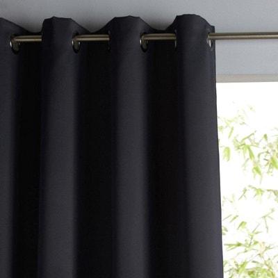 Rideau noir en solde la redoute - Rideau thermique moondream ...