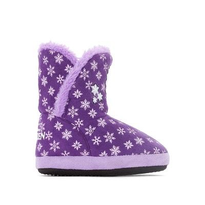 Zapatillas de casa Frozen Zapatillas de casa Frozen LA REINE DES NEIGES
