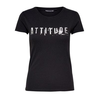 T-Shirt mit rundem Ausschnitt T-Shirt mit rundem Ausschnitt ONLY PLAY