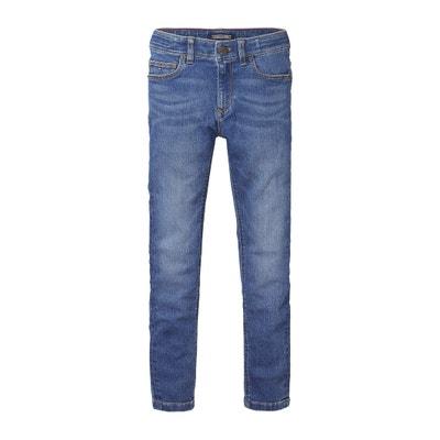 Jeans Skinny, 12-16 anos Jeans Skinny, 12-16 anos TOMMY HILFIGER
