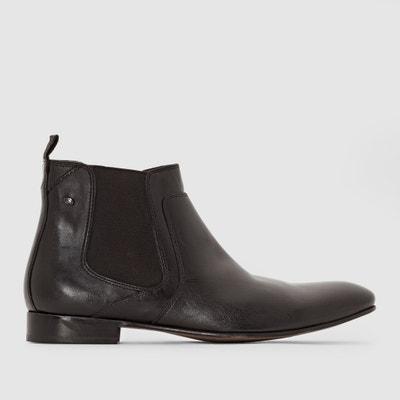 """Boots """"Forbes"""", Leder Boots """"Forbes"""", Leder BASE LONDON"""