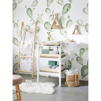 table a langer blanche la redoute. Black Bedroom Furniture Sets. Home Design Ideas