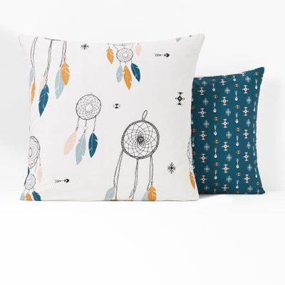 Funda de almohada 100% algodón NOELIE Funda de almohada 100% algodón NOELIE La Redoute Interieurs
