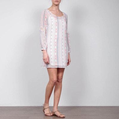 Robe courte, manches 3/4 LPB WOMAN