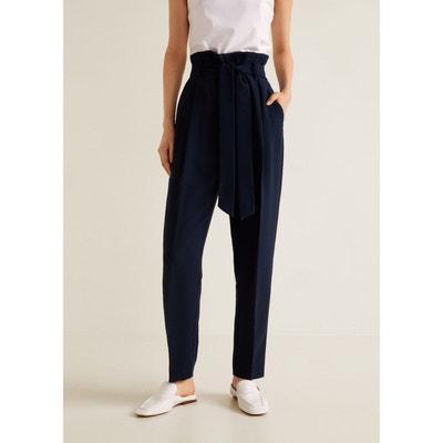 Pantalon Taille Haute en solde   La Redoute 16a35d110ac1