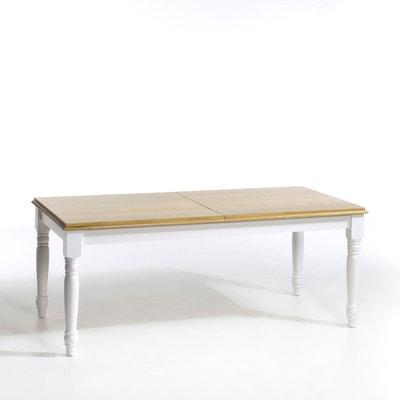 Table rectangulaire à allonges, Germaine Table rectangulaire à allonges, Germaine AM.PM