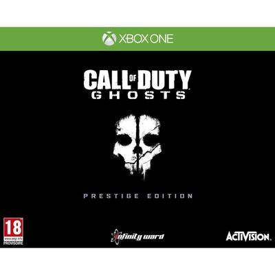 Call of Duty : Ghosts - Edition Prestige XBOX One Call of Duty : Ghosts - Edition Prestige XBOX One ACTIVISION