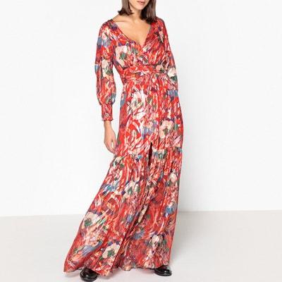 Kleid JASPER mit Metallic-Details Kleid JASPER mit Metallic-Details BA&SH