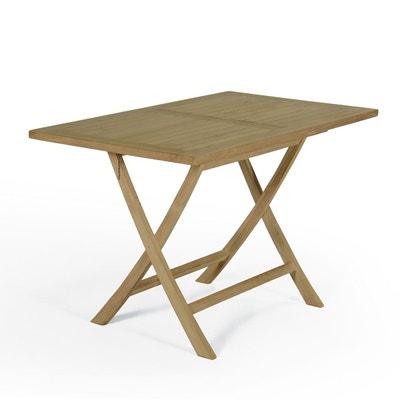 table de jardin la redoute. Black Bedroom Furniture Sets. Home Design Ideas