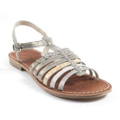 Sandales et nu-pieds cuir BANGKOK GBB faf2b844577