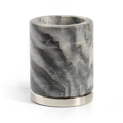 FITIA Marble Tea Light Candle Holder FITIA Marble Tea Light Candle Holder La Redoute Interieurs