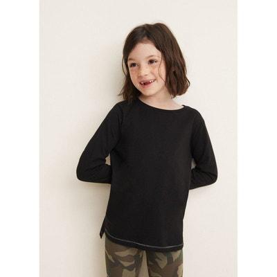 Noir Redoute En Long La Shirt Solde T UE4wT0q